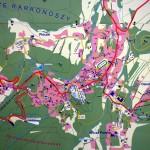 Mapa Karpacza