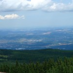 Okolice Karpacza - widok spod Strzechy Akademickiej