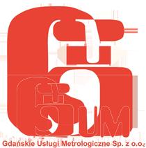 Gdańskie Usługi Metrologiczne - logo
