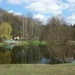 Podkowa Leśna - park